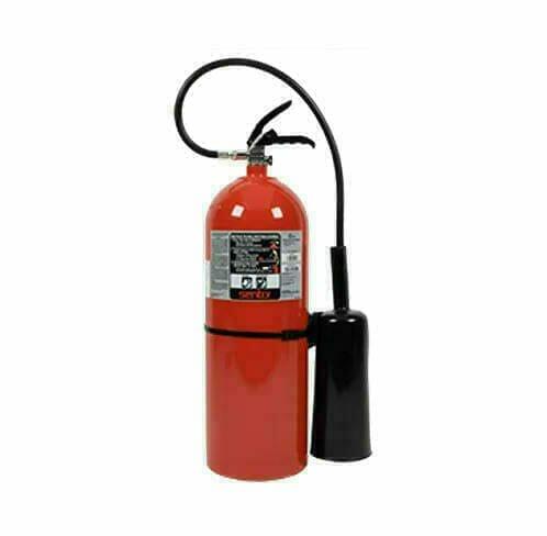 extintores de carbono