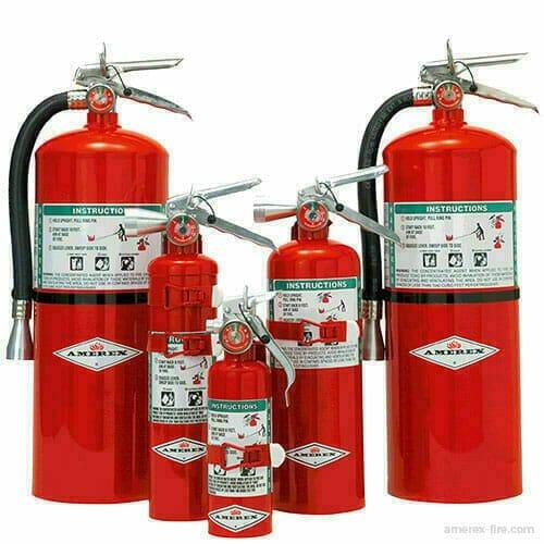 venta de extintores contra incendios